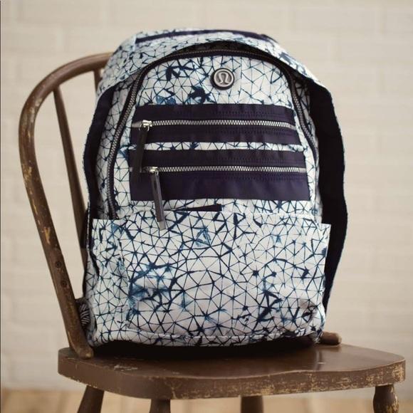 LULULEMON Pack to Reality Backpack Laptop Bag EUC!
